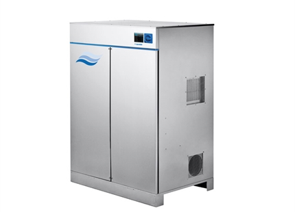 Commercial and industrial dehumidifiers